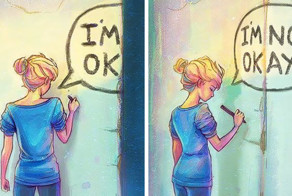 10+ Illustrations With Deep Meanings Created By An Artist Struggling With Depression