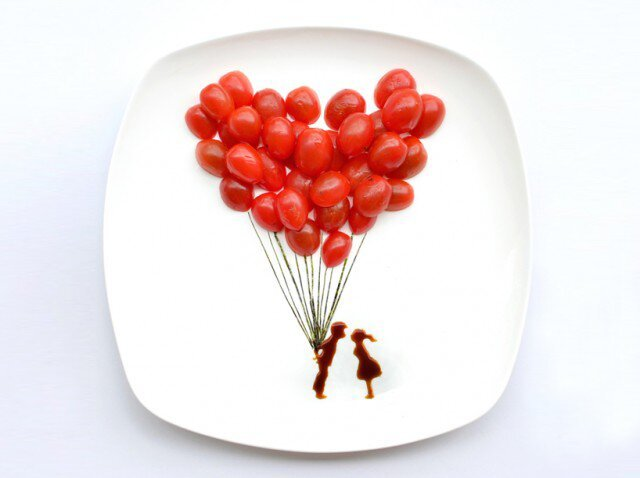 Fun Creative Food Art от Marinara за 19 mar 2013