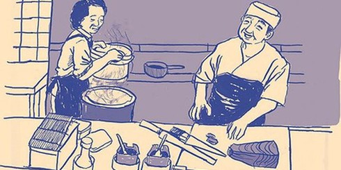 10 заповедей едока суши