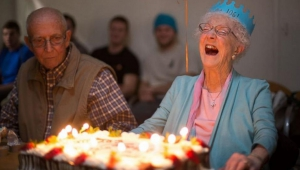 """Happy Birthday"" To Edythe Kirchmaier, The Oldest Person On Facebook"