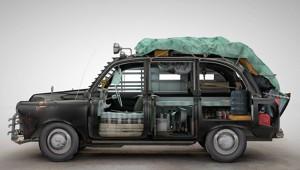Автомобили для зомби-апокалипсиса