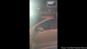 В Москве водитель провоцировал ДТП, чтобы не пускать «скорую» (видео)