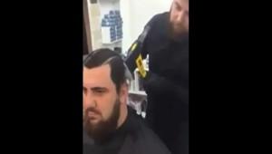 Самая брутальная парикмахерская