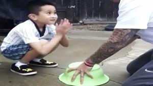 Отец пожалел, что решил скверно пошутить над сыном